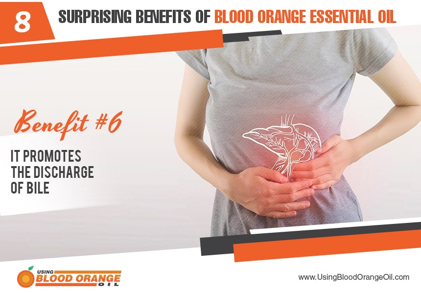 blood orange oil benefits